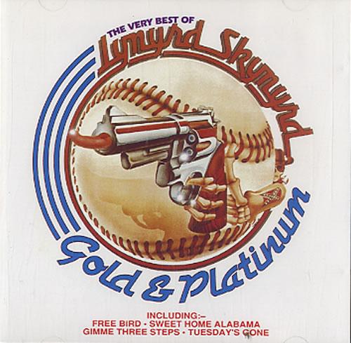 Lynyrd Skynyrd Gold Amp Platinum Uk Cd Album Cdlp 257569