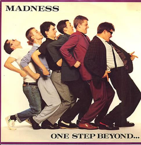 Image result for madness one step beyond single