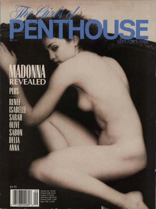Pity, that Madonna nude penthouse magazine