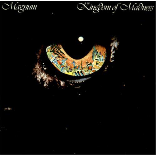 Magnum Kingdom Of Madness Uk Vinyl Lp Album Lp Record