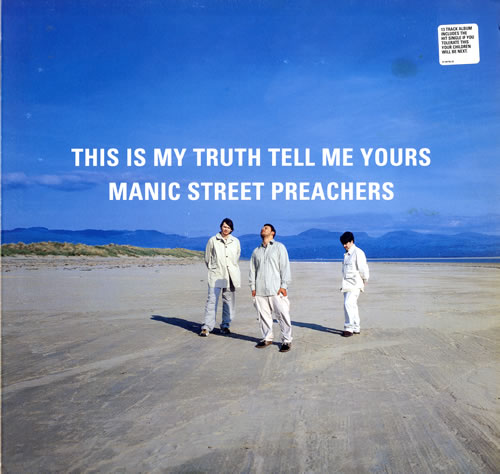 Manic Street Preachers This Is My Truth Tell Me Yours Uk