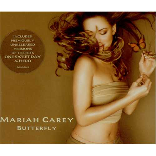 Mariah Carey Butterfly Parts 1 & 2 Austrian 2-CD single ... Mariah Carey Hero