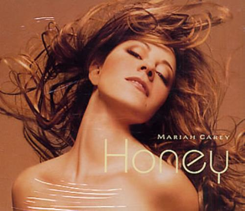 Mariah Carey Honey Uk 2 Cd Single Set Double Cd Single