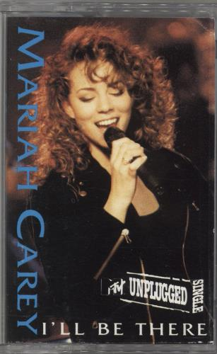 Mariah Carey I Ll Be There Uk Cassette Single 268472