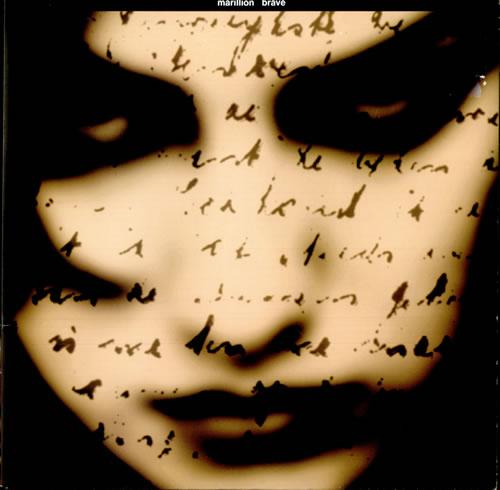 Marillion Brave Uk 2 Lp Vinyl Record Set Double Album