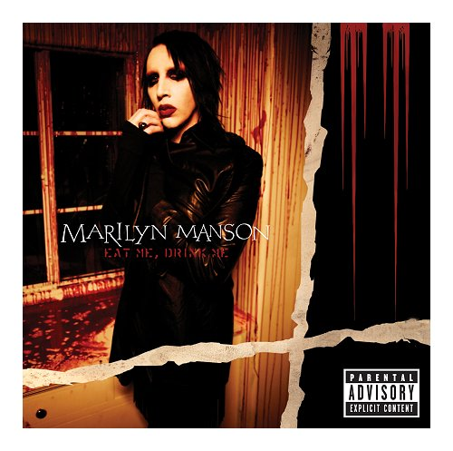 Marilyn Manson Eat Me Drink Me Album Lyrics