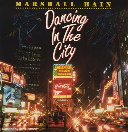 Marshall Hain Dancing In The City Uk 12 Quot Vinyl Single 12