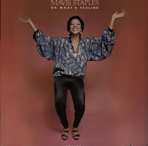 Mavis Staples Oh What A Feeling Us Vinyl Lp Album Lp