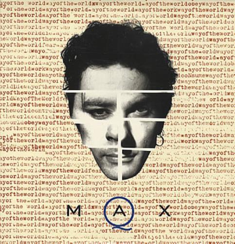 Max Q Way Of The World Australian 12 Quot Vinyl Single 12