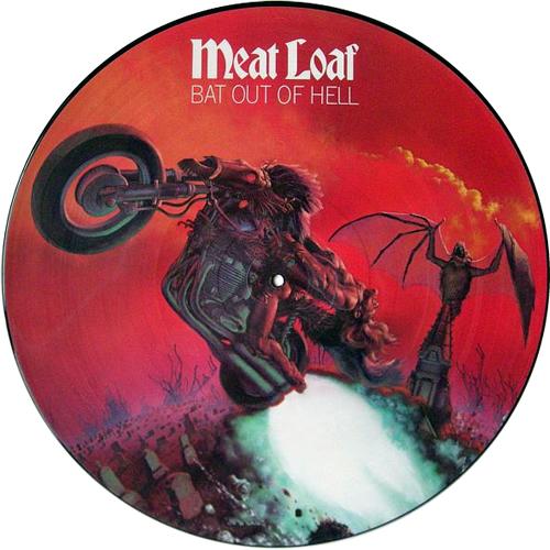 Image result for meatloaf Bat out of hell