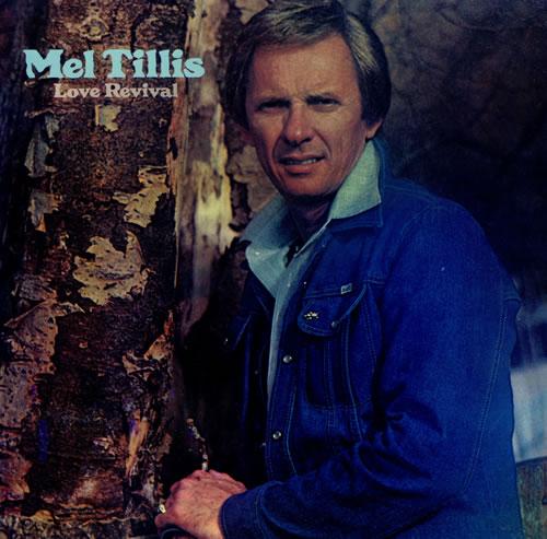Mel Tillis Love Revival Uk Vinyl Lp Album Lp Record 495444