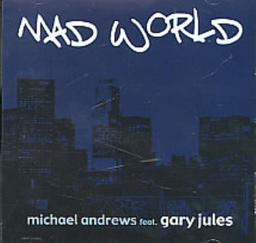 Vc Andrews Book Cover Art : Michael andrews mad world us promo cd single