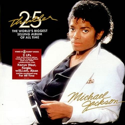 Michael Jackson Thriller 25th Anniversary Edition Uk 2