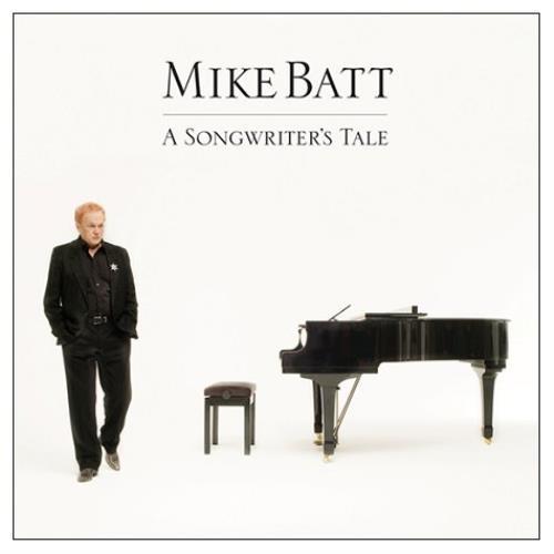 Mike Batt A Songwriter S Tale Uk Cd Album Cdlp 428285