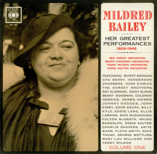 Mildred Bailey Her Greatest Performances 1929 1946