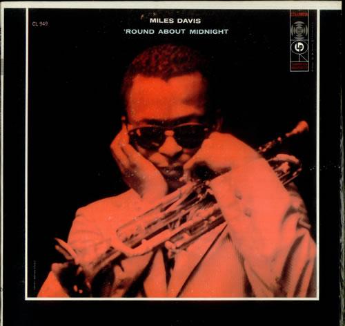 Miles Davis Round About Midnight 2 Eye Columbia Us