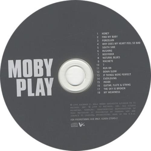 Moby Play Альбом