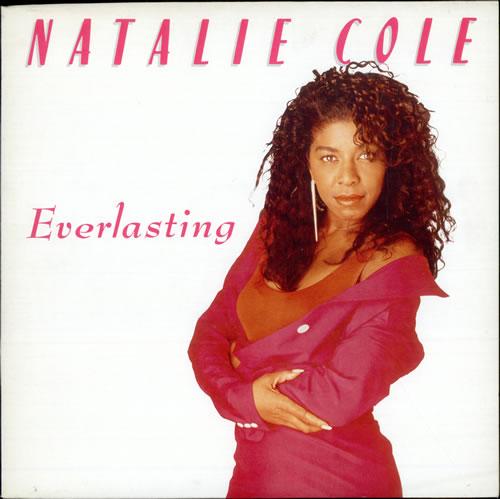 Natalie Cole Everlasting Uk Vinyl Lp Album Lp Record