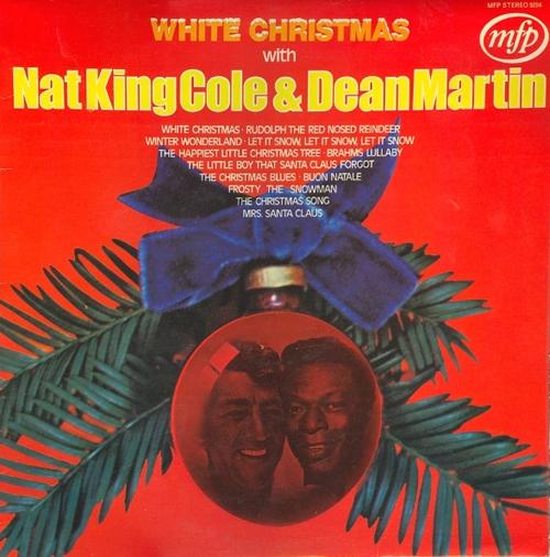 Nat King Cole White Christmas Uk Vinyl Lp Album Lp Record