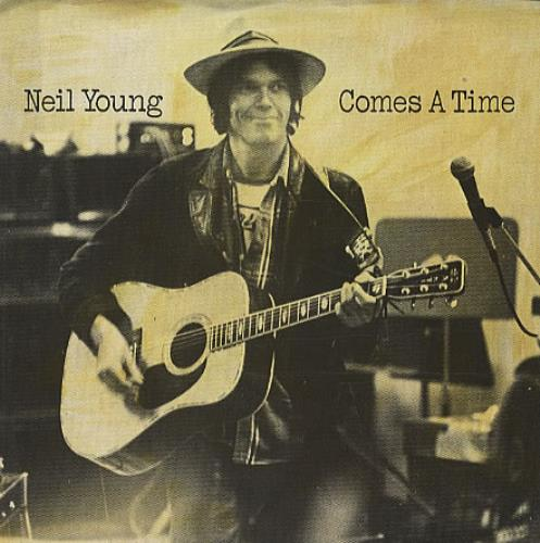 neil young comes a time us 7 vinyl single 7 inch record 333903. Black Bedroom Furniture Sets. Home Design Ideas