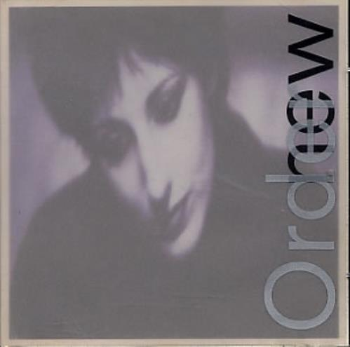 New Order Low Life Japanese Cd Album Cdlp 75538