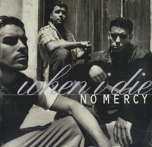 No Mercy When I Die Us Cd Single Cd5 5 Quot 89925