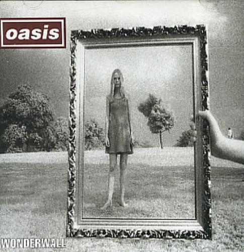 Oasis Wonderwall Us Cd Single Cd5 5 Quot 58464