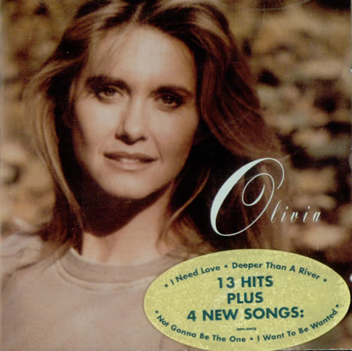 Olivia Newton John Back To Basics Us Promo Cd Album Cdlp