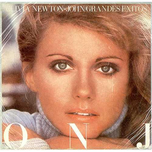 Olivia Newton John Grandes Exitos Argentinean Vinyl Lp