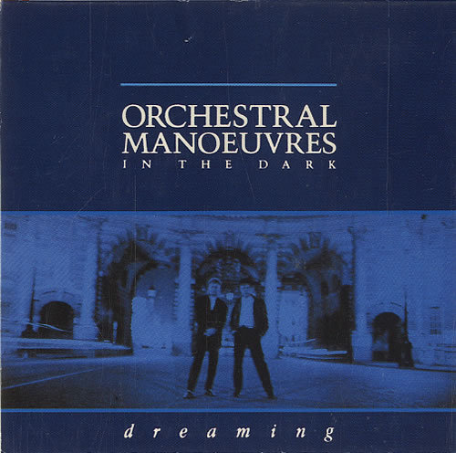 Omd Dreaming Snapped Japanese Promo 3 Quot Cd Single Cd3