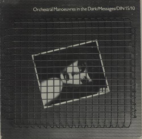 Omd Messages Uk 10 Quot Vinyl Single 10 Quot Record 14711