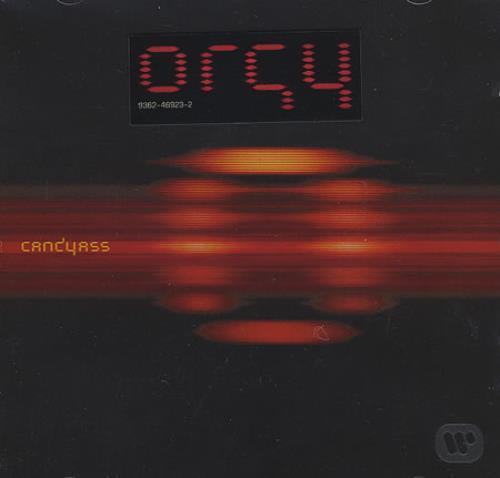 Orgy album cover