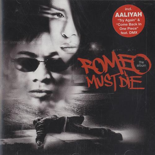 original soundtrack romeo must die ost uk cd album cdlp