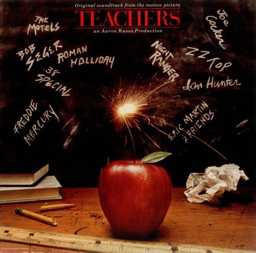 Original Soundtrack Teachers Uk Vinyl Lp Album Lp Record