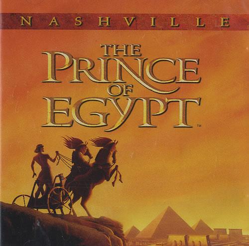 Original Soundtrack The Prince Of Egypt Nashville