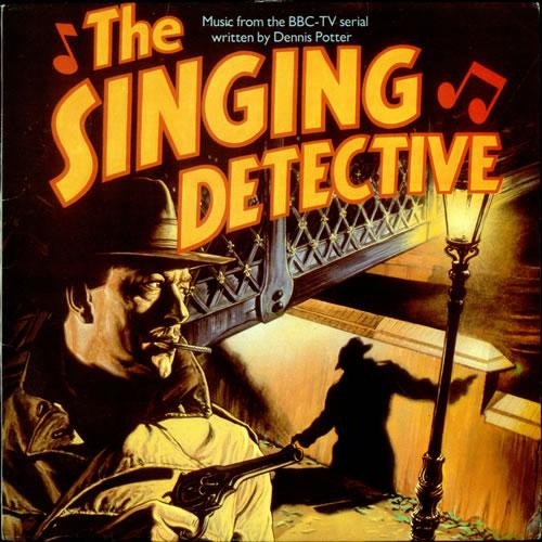 Original Soundtrack The Singing Detective Uk Vinyl Lp