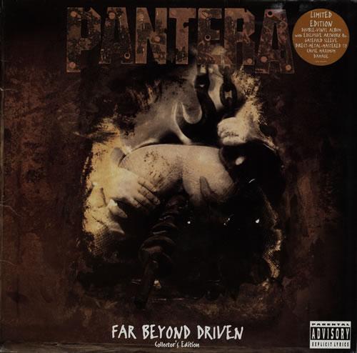 pantera far beyond driven - photo #14