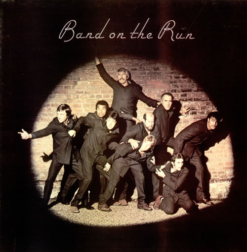 Αποτέλεσμα εικόνας για BAND ON THE RUN-Paul McCartney and Wings vinyl cover