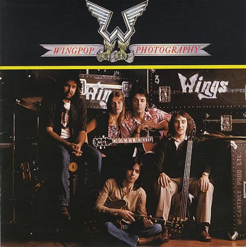 Paul Mccartney And Wings Wings Over America Promo