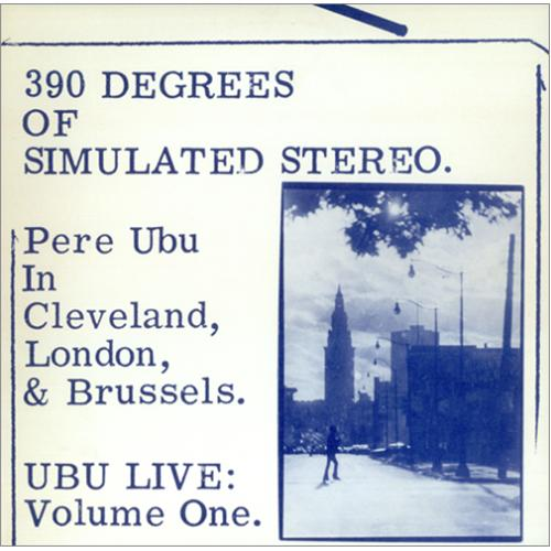 Image result for pere ubu 360 degrees