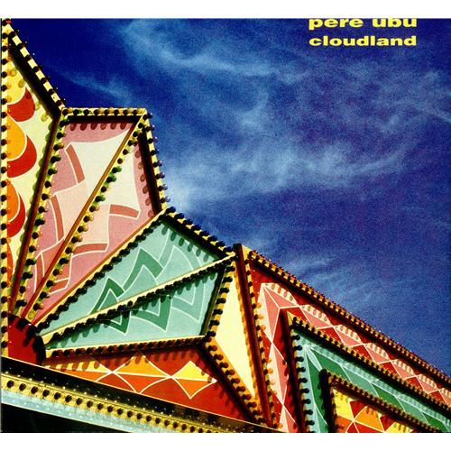 Pere Ubu Cloudland Uk Vinyl Lp Album Lp Record 416749