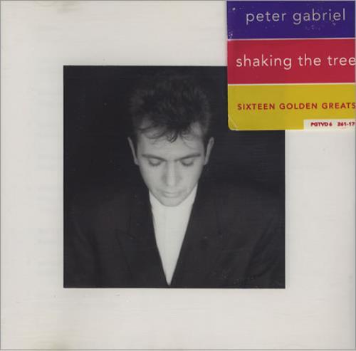 Peter Gabriel Shaking The Tree Uk Cd Album Cdlp 365338