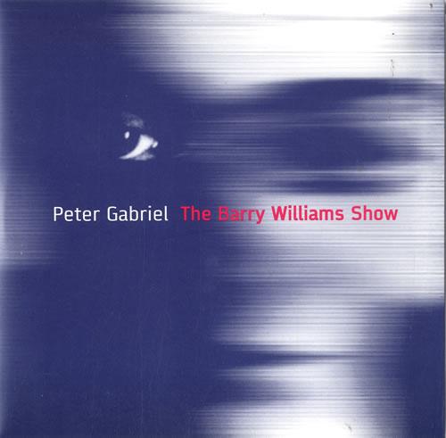 Peter Gabriel The Barry Williams Show Us 7 Quot Vinyl Single