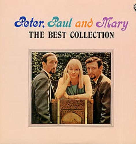 Peter Paul Amp Mary The Best Collection No Obi Japanese
