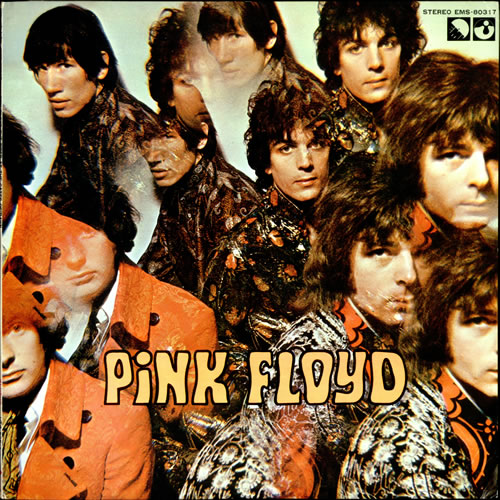 pink floyd the piper at the gates of dawn japanese vinyl lp album lp record 509164. Black Bedroom Furniture Sets. Home Design Ideas