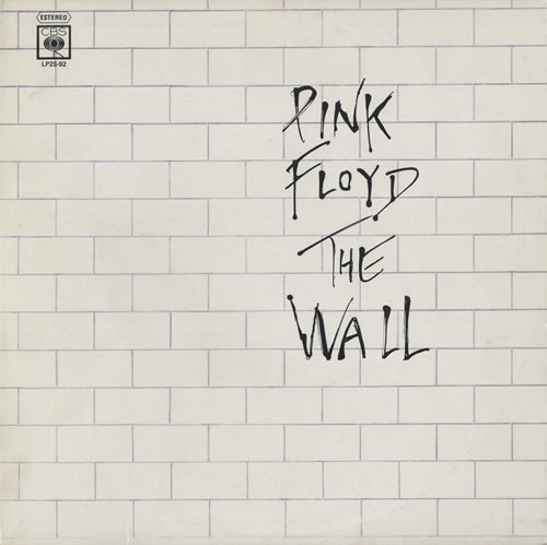 Pink Floyd The Wall Gatefold Picture Sleeve Mexican 2 Lp