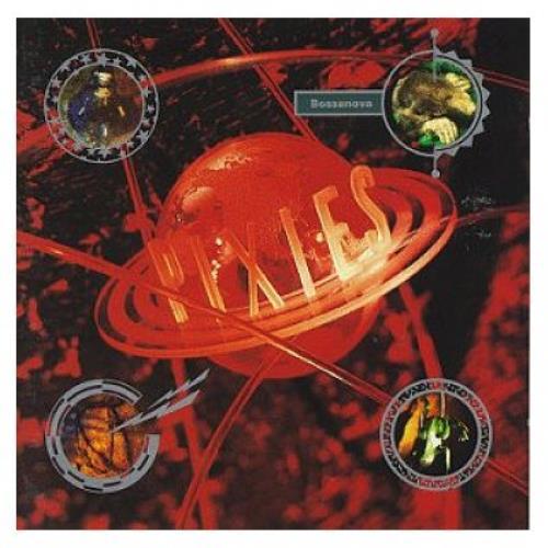 Αποτέλεσμα εικόνας για BOSSANOVA - Pixies vinyl cover