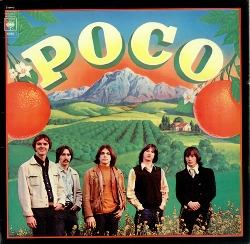Poco Poco Uk Vinyl Lp Album Lp Record 440521