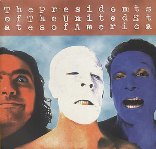 presidents of the usa the presidents of the united states of america vinyl lp album - Presidents Of The United States Of America