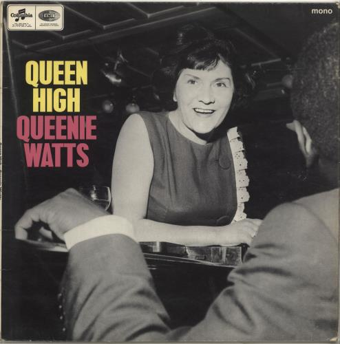 Queenie Watts Queen High Factory Sample Uk Promo Vinyl